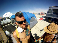 Burning Man 11 GoPro